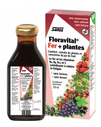 Floravital® Fer + plantes