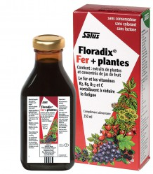 Floradix® Fer + plantes