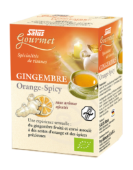 Gingembre orange-spicy